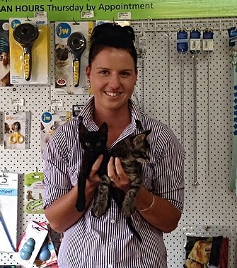 Pittsworth cat clinic staff
