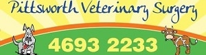 Pittsworth Veterinary Surgery Footer Logo